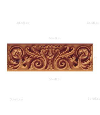 Декор центральный №008