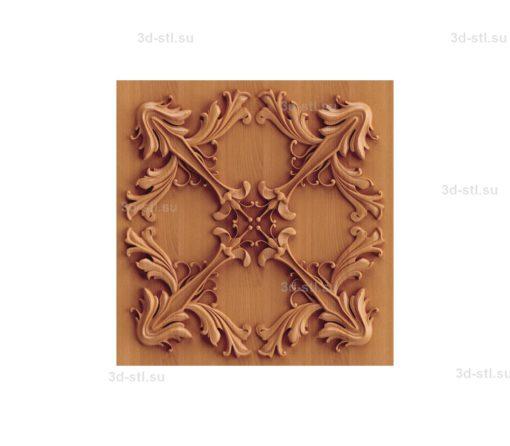 Декор центральный №031
