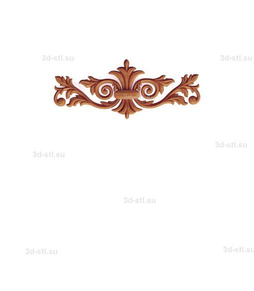 Декор центральный №071