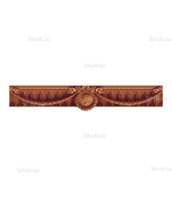 Накладка декоративная №009
