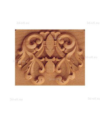 Накладка декоративная №017