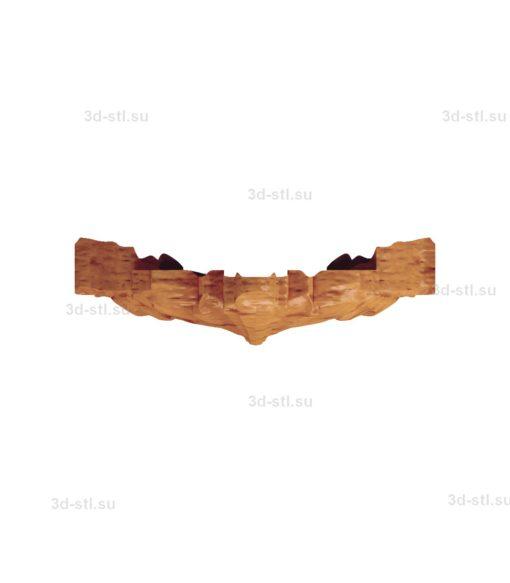 Накладка декоративная №115