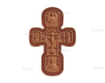 Крест №011