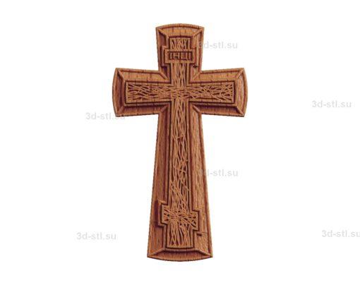 Крест №002