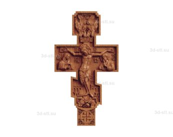 Крест №007