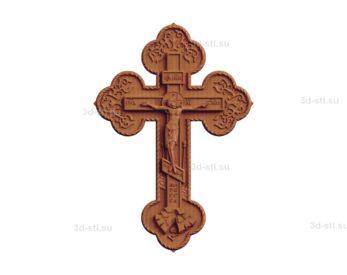 Крест №001
