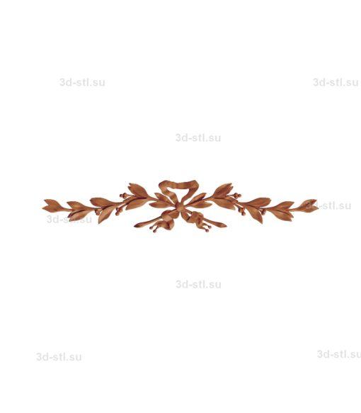 Декор нижний №033