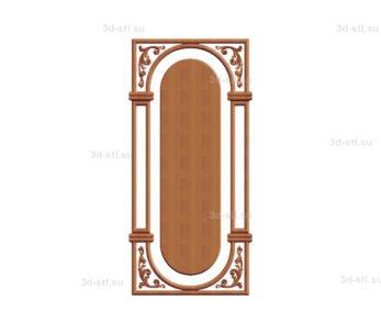 Дверь №007