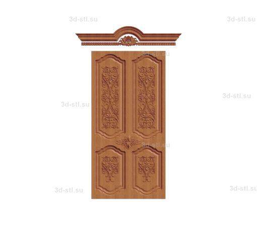 Дверь №016