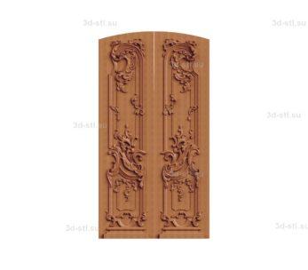 Дверь №022