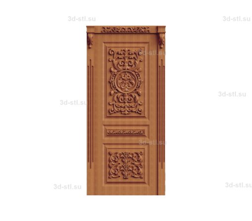 Дверь №023