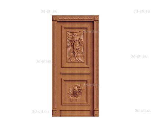 Дверь №035