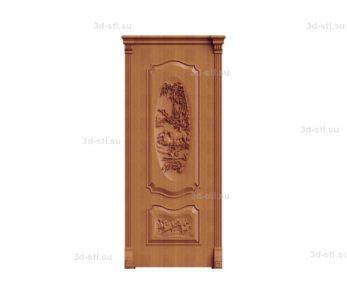 Дверь №036