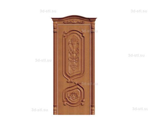 Дверь №037