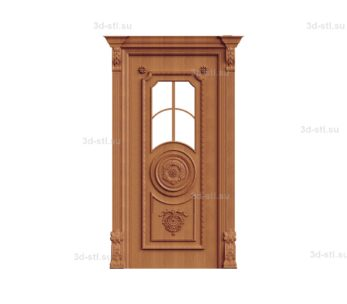 Дверь №040