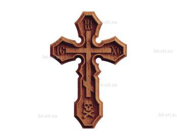 Крест №022
