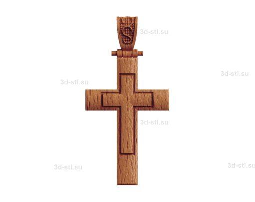 Крест №024