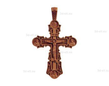 Крест №036