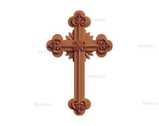 Крест №041