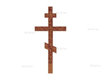 Крест №043