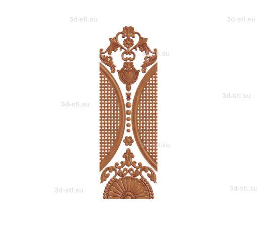 Накладка декоративная №042