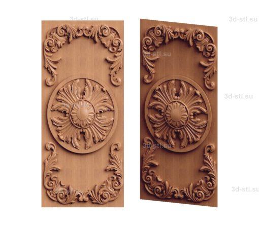 Панель декоративная №015