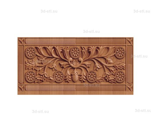 Панель декоративная №017