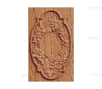 Панель декоративная №052