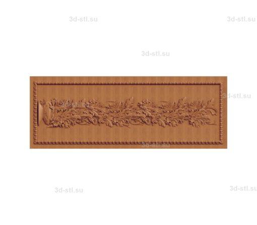 Панель декоративная №054