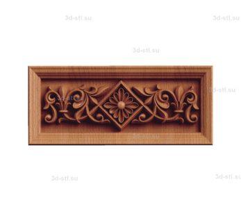 Панель декоративная №056