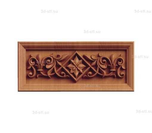 Панель декоративная №057
