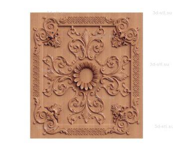 Панель декоративная №064