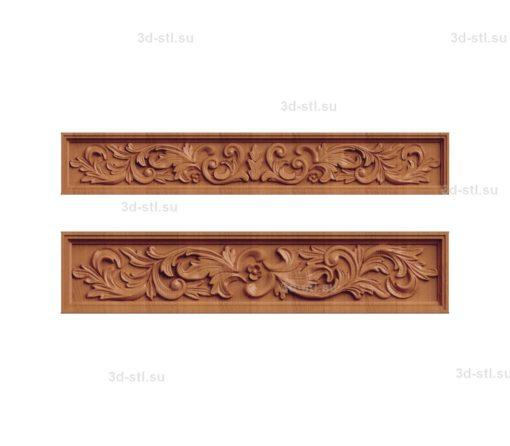 Панель декоративная №068