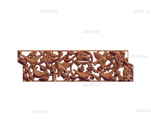 Панель декоративная №082