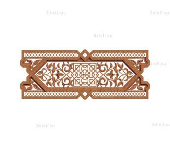 Решетка декоративная №024