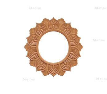 Тарелка декоративная №005