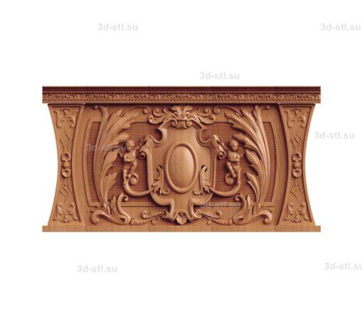 Панель декоративная №009
