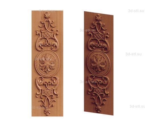 Панель декоративная №014