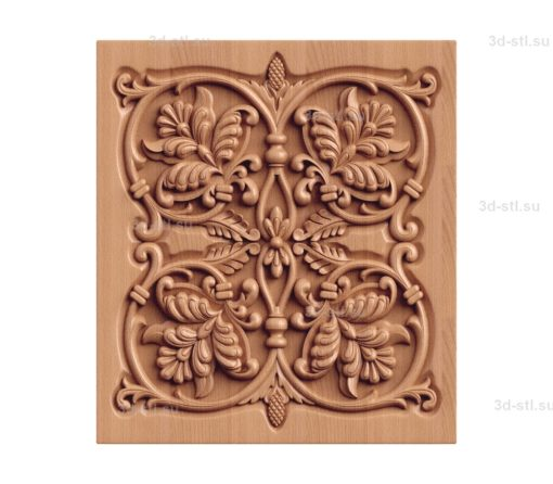 Панель декоративная №018