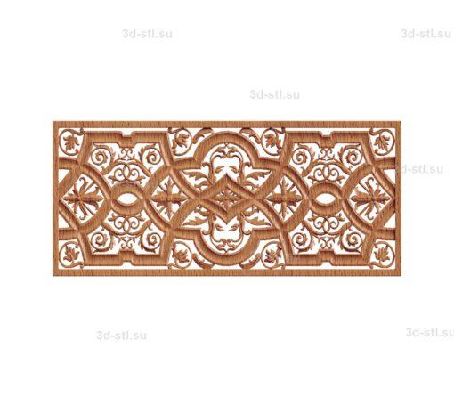 Панель декоративная №032
