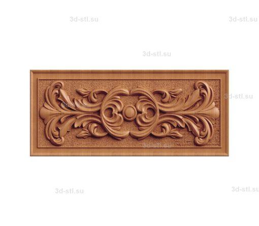 Панель декоративная №051