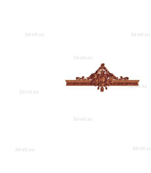 Декор верхний №011