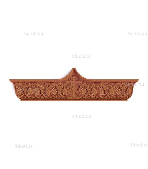 Декор верхний №016