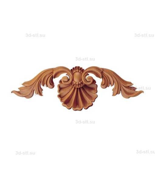 Декор верхний №053