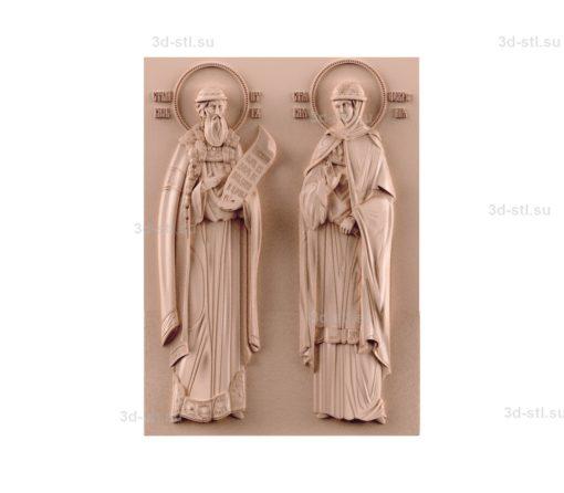 Св. Петр и Феврония