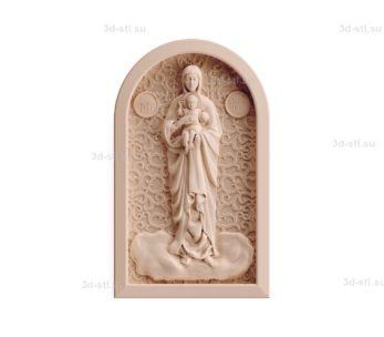 Богородица Валаамская