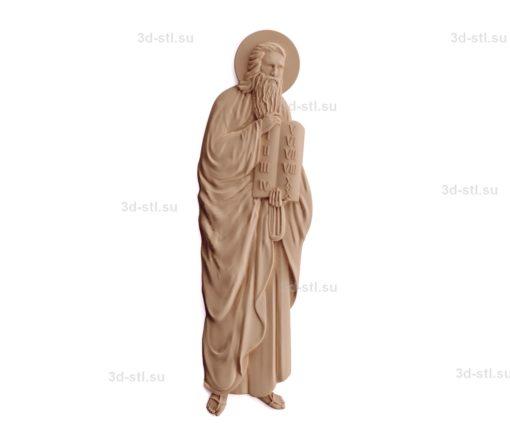 Св. Старец Моисей