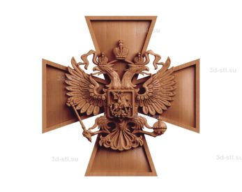 "Крест ""РФ""№008"