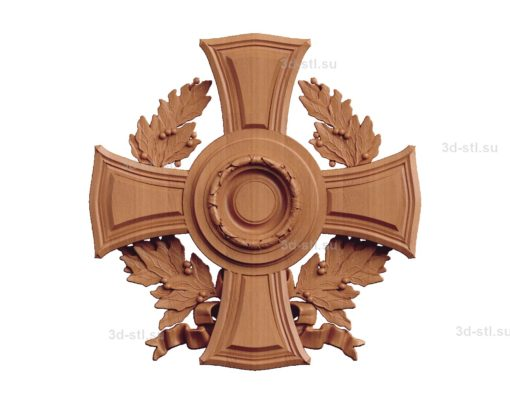 Крест №010