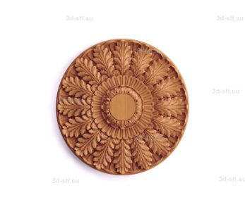 Тарелка декоративная №033